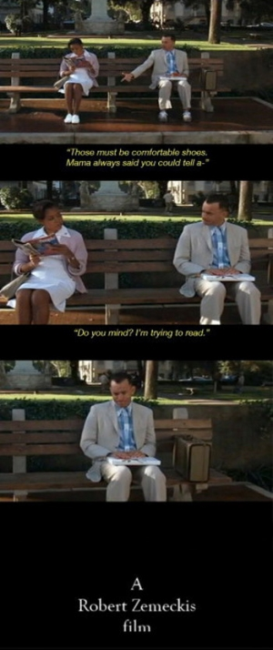 Forrest Gump: The Abridged Version