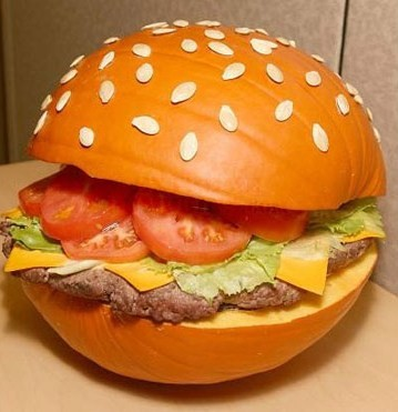 Now that's a tasty burger...