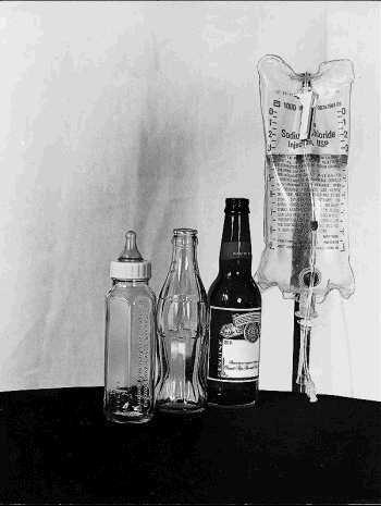 A Lifetime in four bottles.