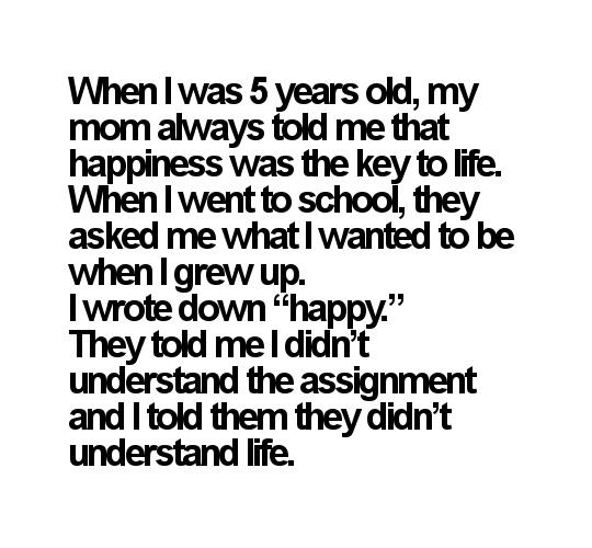 This made me do a smile.
