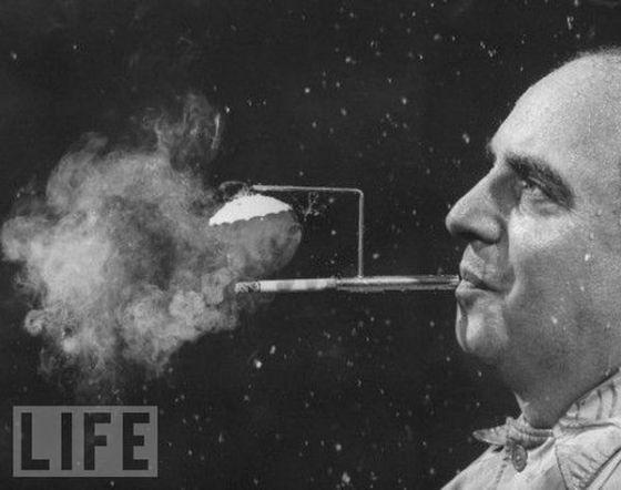 'Rainy Day' Cigarette holder...