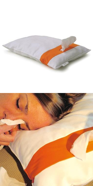 flu pillow