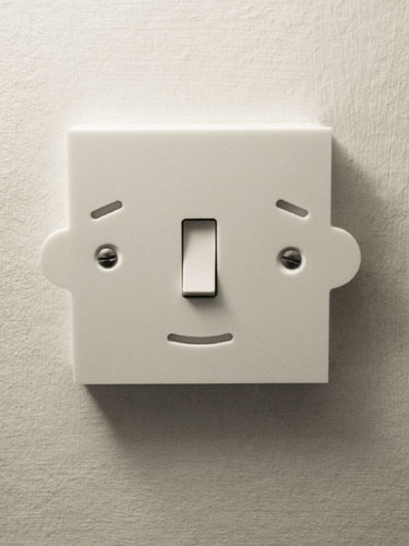 Mr Lightswitch...