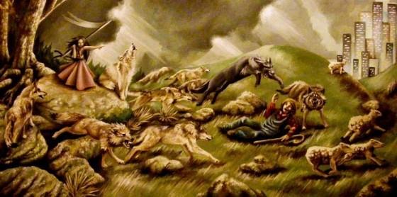 The Revenge Of The Wolves.
