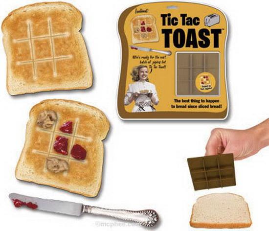 tic-tac-toast...